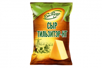 Сыр Тильзитер ТМ «Бон Плезир»