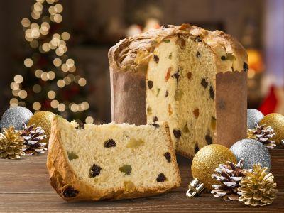 Панеттоне, или итальянский кекс