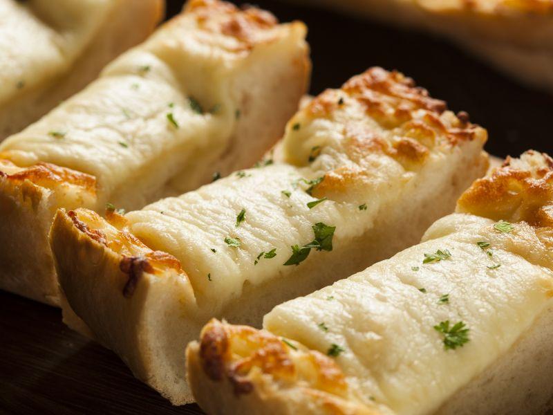 Чесночные тосты